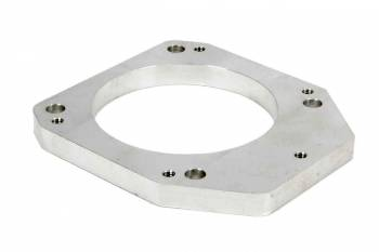 Wilson Manifolds - Wilson Manifolds Adapter Plate - Throttle Body to 90mm Elbow