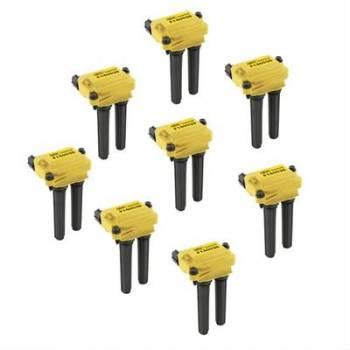 Accel - ACCEL Super Coil Hemi 5.7/6.1L w/ Dual Plug Coils 8 Pack
