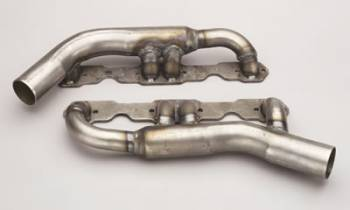 Advance Adapters - Advance Adapters SB Chevy Headers 4wd S10