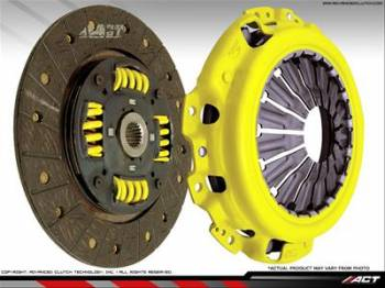 Advanced Clutch Technology - ACT HD Clutch Kit 2010-11 Camaro V8