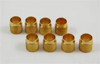 AED Performance - AED Bronze Throttle Shaft Bushings (8)