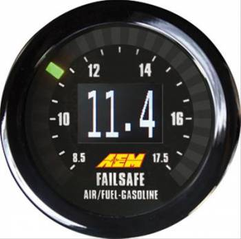 AEM Electronics - AEM Wideband Failsafe Gauge