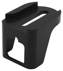Allstar Performance - Allstar Performance Transmission Kickdown Bracket GM Black