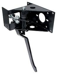 Allstar Performance - Allstar Performance Hanging Brake Pedal Assembly - 90 Degree