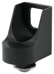 Allstar Performance - Allstar Performance Throttle Bracket Replacement End GM Black