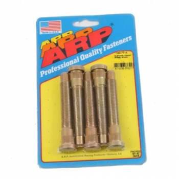ARP - ARP Wheel Stud Kit - 1/2-20 3.435/.554 Knurl