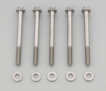 ARP - ARP Stainless Steel Bolt Kit - 12 Point (5) 1/4-20 x 3.000
