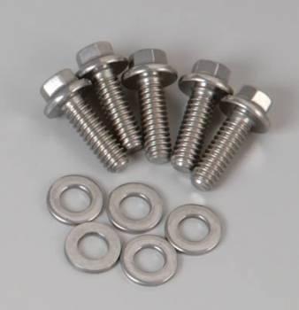 ARP - ARP Stainless Steel Bolt Kit - 6 Point (5) 1/4-20 x .750