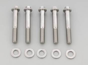 ARP - ARP Stainless Steel Bolt Kit - 6 Point (5) 3/8-16 x 2.500