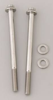 ARP - ARP Stainless Steel Bolt Kit - 12 Point (5) 1/4-20 x 3.750