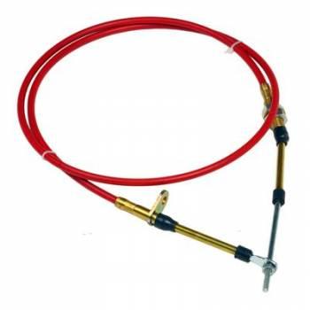B&M - B&M 4' Eyelet Shifter Cable