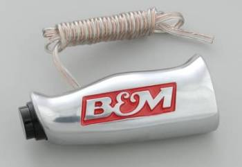 B&M - B&M Univ.Aluminum T-Handle w/ Bu