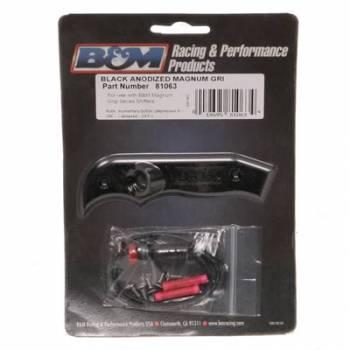 B&M - B&M Button Grip Plate Actuator Stealth/Magnum