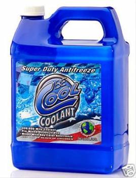 Be Cool - Be Cool Be Coolant 1 Gallon