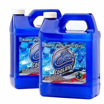 Be Cool - Be Cool Be Coolant Case 2-One Gallon Bottles
