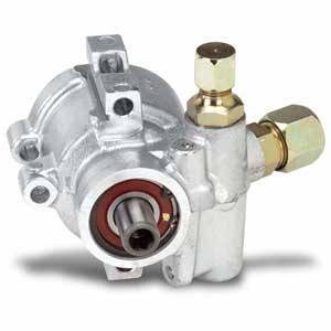 Billet Specialties - Billet Specialties Remote Power Steering Pump