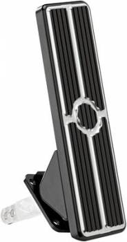 Billet Specialties - Billet Specialties Ractangle Gas Pedal Assembly Black