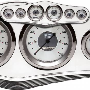 Billet Specialties - Billet Specialties 6 Gauge Billet Dash Panel