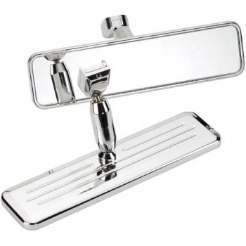 Billet Specialties - Billet Specialties Polished Rear View Mirror