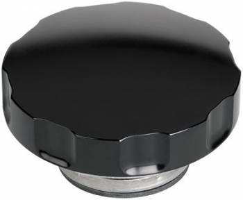Billet Specialties - Billet Specialties Radiator Cap Black