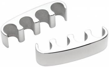 Billet Specialties - Billet Specialties Plug Wire Separators 8.5mm 4 Wire Floating
