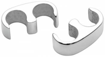 Billet Specialties - Billet Specialties Plug Wire Separators 8.5mm 2 Wire Floating