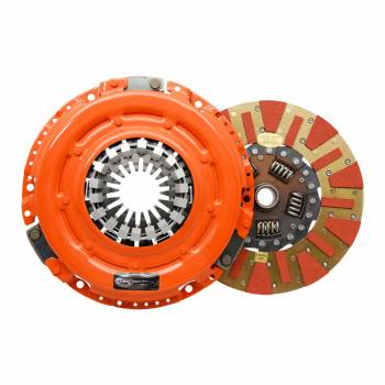 Centerforce - Centerforce Dual Friction® Clutch Pressure Plate and Disc Set - Size: 7.5 in.