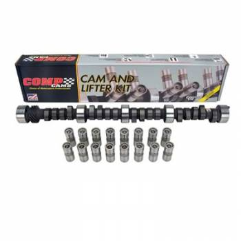Comp Cams - COMP Cams SB Chevy Cam & Lifter Kit Hydraulic 255Deh (Lifter #812-16)
