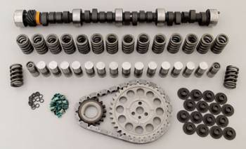 Comp Cams - COMP Cams SB Chevy Cam K-Kit 268H Hydraulic