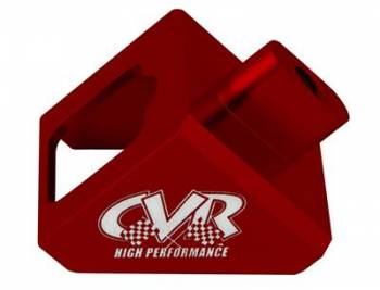 CSR Performance Products - CVR Performance GM Passing Gear Cable Bracket - Red