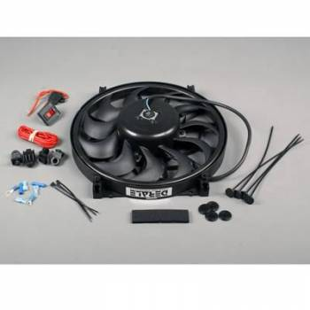 "Derale Performance - Derale 10"" High Output RAD Fan Single Pusher"