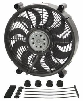 "Derale Performance - Derale 12"" High Output Electrc Fan Standard Kit"