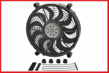 "Derale Performance - Derale 14"" High Output Electrc Fan Standard Kit"