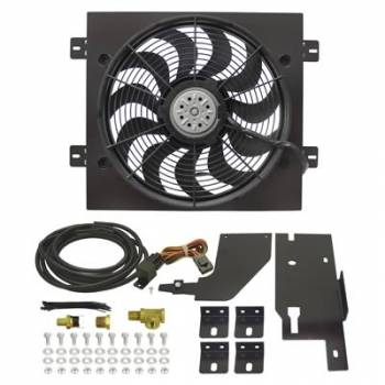 Derale Performance - Derale 87-06 Wrangler Electric Fan Kit