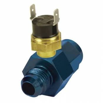 Derale Performance - Derale In-Line Fluid Thermostat 6 AN 180