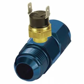 Derale Performance - Derale In-Line Fluid Thermostat 10 AN 180
