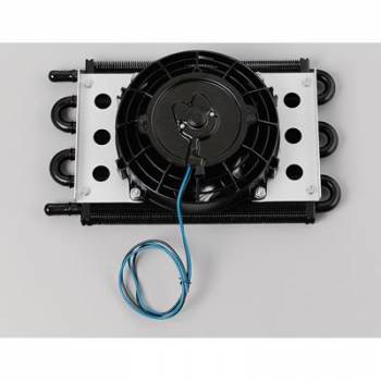 Derale Performance - Derale 6 Pass Econo-Cool Cooler w/ 11/32 Inlets