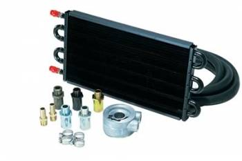 Derale Performance - Derale HD Engine Oil Cooler
