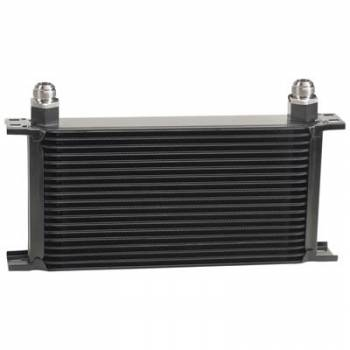Derale Performance - Derale 19 Row Stack Plate Oil Cooler -10 AN