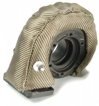 Design Engineering - Design Engineering DEI Turbo Insulation Cover Only Carbon Fiber Look