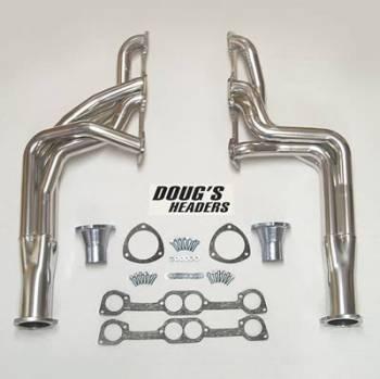 Doug's Headers - Doug's Coated Headers - Pontiac V8 326/350/400