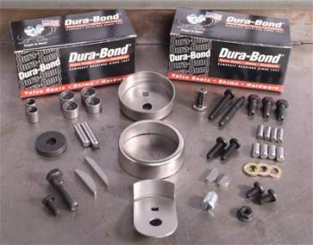 Dura-Bond Bearing Company - Dura-Bond Pontiac Engine Hardware Finishing Kit - V8