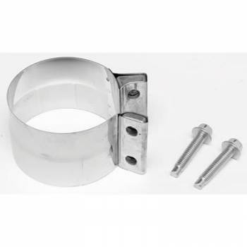 "DynoMax Performance Exhaust - Dynomax 3"" Stainless Band Clamp"