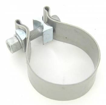 """DynoMax Performance Exhaust - Dynomax 2.25"""" Accuseal Clamp SS"""