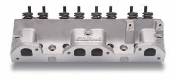 Edelbrock - Edelbrock Pontiac Performer RPM Cylinder Head - Assembled