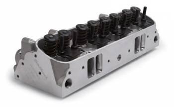 Edelbrock - Edelbrock Pontiac Performer D-Port Head - 72cc - Assembled
