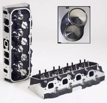 Edelbrock - Edelbrock BB Chevy Performer RPM 454-R Cylinder Head w/ Valves
