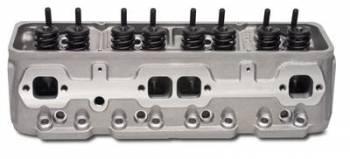 Edelbrock - Edelbrock SB Chevy Etec-170 Cylinder Head - Assembled
