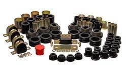Energy Suspension - Energy Suspension Hyper-Flex System - Black