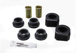 Energy Suspension - Energy Suspension Sway Bar Bushing Set - Black